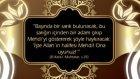 Şeyh Ahmet Yasin Hz Mehdi a s 'ı müjdeleyen Başında sarık bulunan adam hadisini açıklıyor