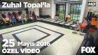 Stüdyoda Dilcan İle Hanife Arasında Yaşanan Gerginlik... Zuhal Topal'la 25 Mayıs 2016