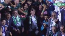 3 yıl önce bugün Konyaspor, Süper Lig'e yükselmişti