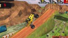 Canavar Buggy 3d Oyunu Nasıl Oynanır?