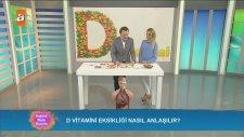 D Vitamini Eksikliği Nasıl Anlaşılır - Sağlıklı Mutlu Huzurlu