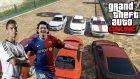 Gta Online - Araba Futbolu! - Burak Oyunda