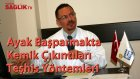 Op. Dr. Altuğ Tanrıöver - Ayak Başparmakta Kemik Çıkıntılarında Teşhis Yöntemleri - Sağlık