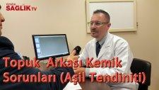 Op. Dr. Altuğ Tanrıöver - Topuk  Arkası Kemik Sorunları (Aşil Tendiniti)  - Sağlık