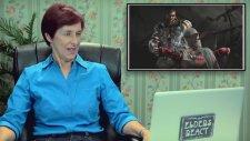 Yaşlı İnsanlara Mortal Kombat Fatalty'lerini İzletmek