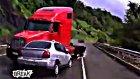 Araç Kameralarına Yansıyan Kazalar
