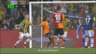 Galatasaray 1-0 Fenerbahçe (Maç Özeti - 26 Mayıs Perşembe 2016)