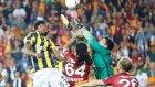 Galatasaray 1-0 Fenerbahçe Maç Özeti