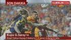 Galatasaray - Fenerbahçe Maçının 36. Dakikasında Muslera ile Ba Kapıştı