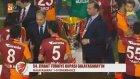 Galatasaray Ziraat Türkiye Kupası'nı Kaldırdı
