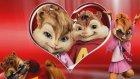 Gül Rengi Alvin Şarkıları - Atakan Oyunda
