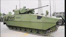 Milli Üretim Zırhlı Muharebe Aracı: Tulpar