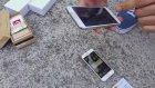 Samsung Galaxy S5 ve iPhone'u Ateşe Verdiler