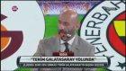 Serhat Ulueren: Galatasaray Fatih Terim'le Anlaştı