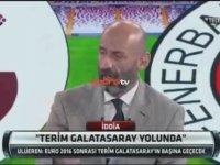 Serhat Ulueren - Galatasaray Fatih Terim'le Anlaştı