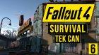 Tek Can - Survival Zorluk - Fallout 4 - #6 (Ara Bölüm) - Yesil Devin Maceralari