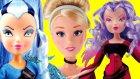 Winx Cadıları Sindirellayı Kaçırıyor! - Sindirella, Icy ve Stormy Arkadaşlık Öyküsü!