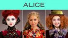 90 Saniyede Timelapse Görüntülerle 5 Farklı Disney Karakterine Bürünen Kadın