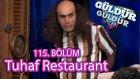 Güldür Güldür Show 115. Bölüm, Tuhaf Restaurant