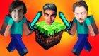 Minecraft Evi İle Egg Wars Oynadık | Bölüm 38 | Oyun Portal