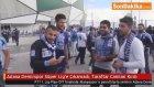 PTT 1. Lig  - Adana Demirspor Süper Lig'e Çıkamadı, Taraftar Camları Kırdı