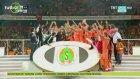 Şampiyonluk Kupası Alanyasporlu Futbolcuların Ellerinde