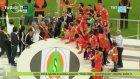 Şampiyonluk Kupası Alanyasporlu Futbolcuların Ellerinde!