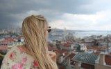 Sarışın Yollarda  İstanbul Macerası