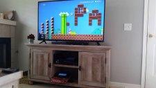 Super Mario Oynarken Karşısına Çıkan Teklif ile Şok Oldu!