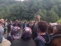 Zonguldak'ta Madenciler ve Yakınları - Kayyım İstifa!
