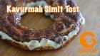 Kavurmalı Simit Tost - Hızlandırılmış Tarifler - Gurme Yemek Tarifleri