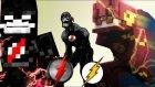 Sky Wars Black Flash Ve Wally West Ve Kendime Tokat Attim  S