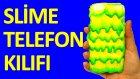 Slime Telefon Kılıfı - Slime Gibi Görünen Telefon Kılıfı Nasıl Yapılır? Tumbiktv Kendin Yap
