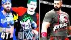 Türkiye Kemeri ve RAW | WWE 2K16 Universe | 41.Bölüm | Ps 4 | Türkçe