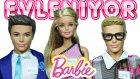 Barbie İzdivaç Programına Katılıyor | Barbie Oyunu | Evciliktv