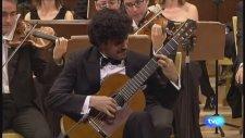 Concierto de Aranjuez - II. Adagio - Pablo Villegas - Live