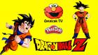 Dragon Ball Z Karakteri Play-Doh Oyun Hamuru ile Yapımı