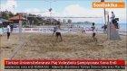 Türkiye Üniversitelerarası Plaj Voleybolu Şampiyonası Sona Erdi