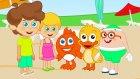 Yaz Şarkısı | Çocuk Şarkıları 2016 | Sevimli Dostlar | Çizgi Film | Adisebaba Tv