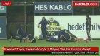 Topal, Fenerbahçe'yle 2 Milyon 250 Bin Euro'ya Anlaştı