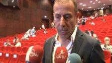 Abdullah Avcı: 'Başakşehir ile yoluma devam edeceğim'