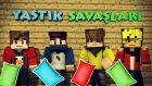 Ender İbnelik Yapıyor! - Minecraft 1v1v1v1 Yastık Savaşları! W/tto,anıl,recep - İloveminecraft