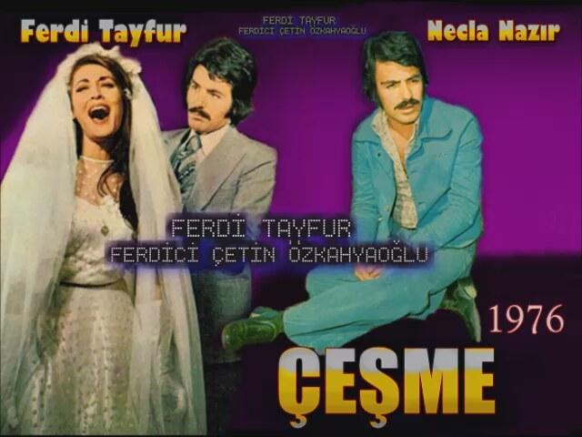 Ferdi Tayfur - Necla Nazır - ÇEŞME filim1976
