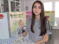 Lise Öğrencisinden Serummatik - Çankırı