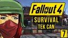 Tek Can - Survival Zorluk - Fallout 4 - #7 (Assasin Build)
