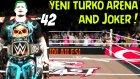 Yeni Arena Ve Joker   Wwe 2k16 Universe   42.bölüm   Ps 4   Türkçe