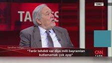 Ahmet Hakan'ın Atatürk Sorusu İlber Ortaylı'yı Kızdırdı