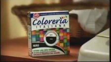 Irkçı Deterjan Reklamı 2 - İtalya