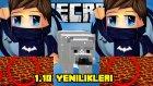 Minecraft : 1.10 Tanıtımı - YENİ BLOKLAR VE YENİ MOBLAR!