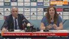 Basketbolda Maçın Ardından - Zeljko Obradovic / Melih Mahmutoğlu